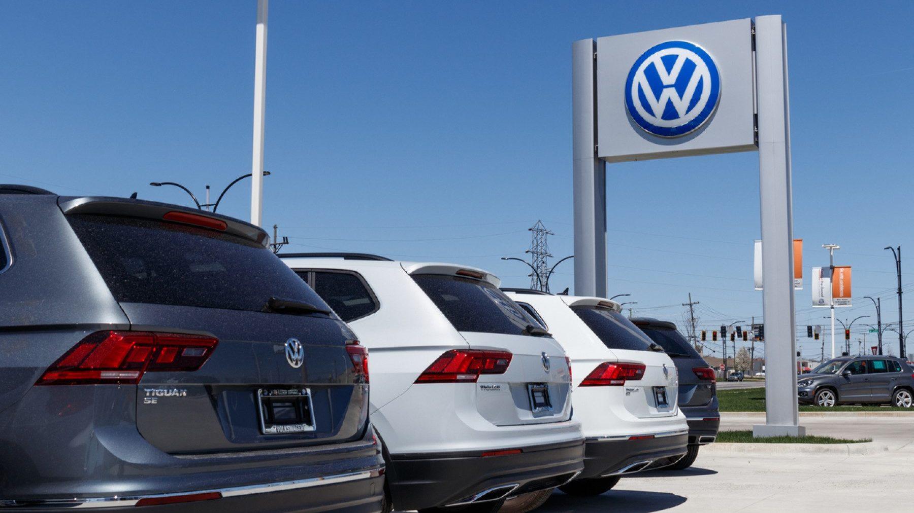 Volkswagen vende 6.8% más en primer bimestre de 2021