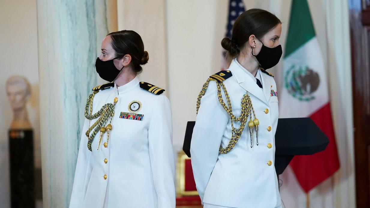 Contagio y miedo a Covid-19: aguafiestas en la cena Trump-AMLO