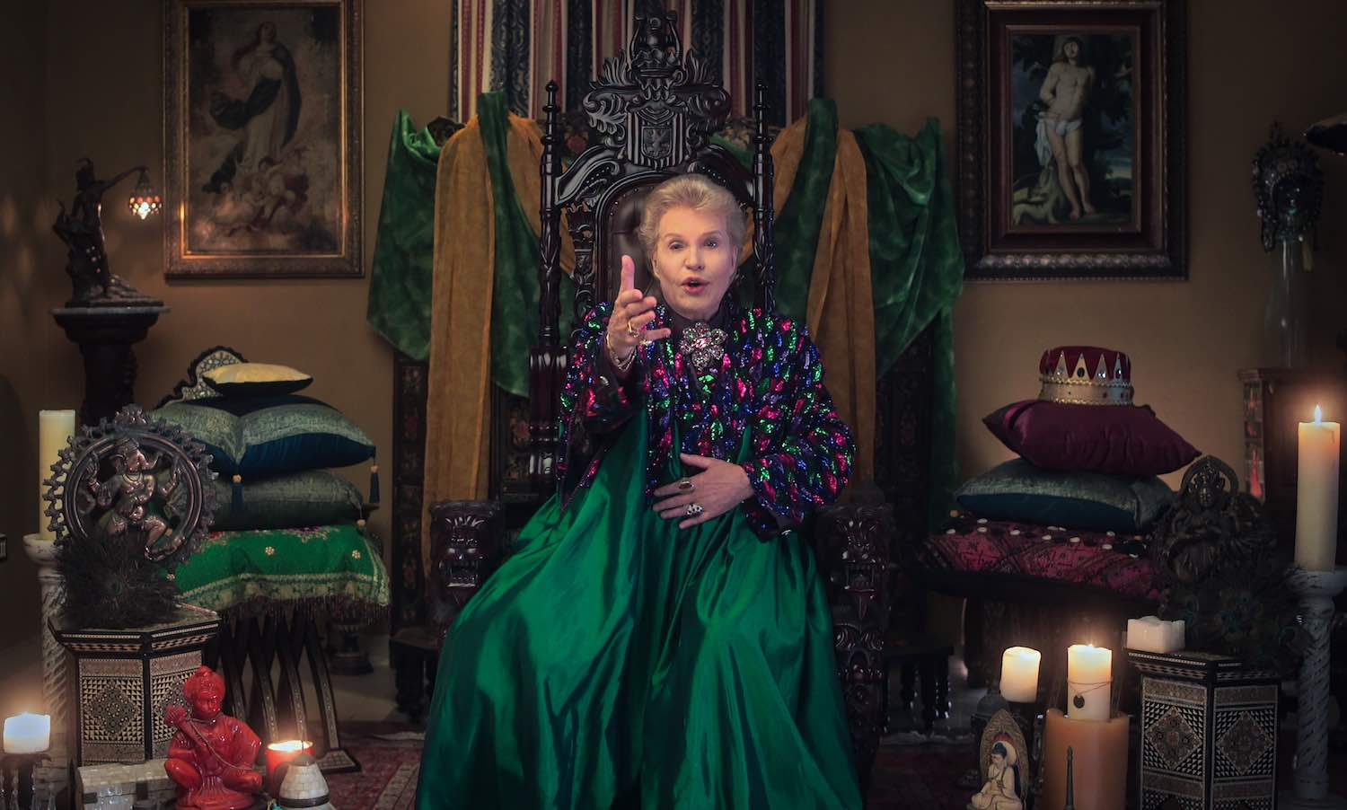Walter Mercado Documentales Netflix