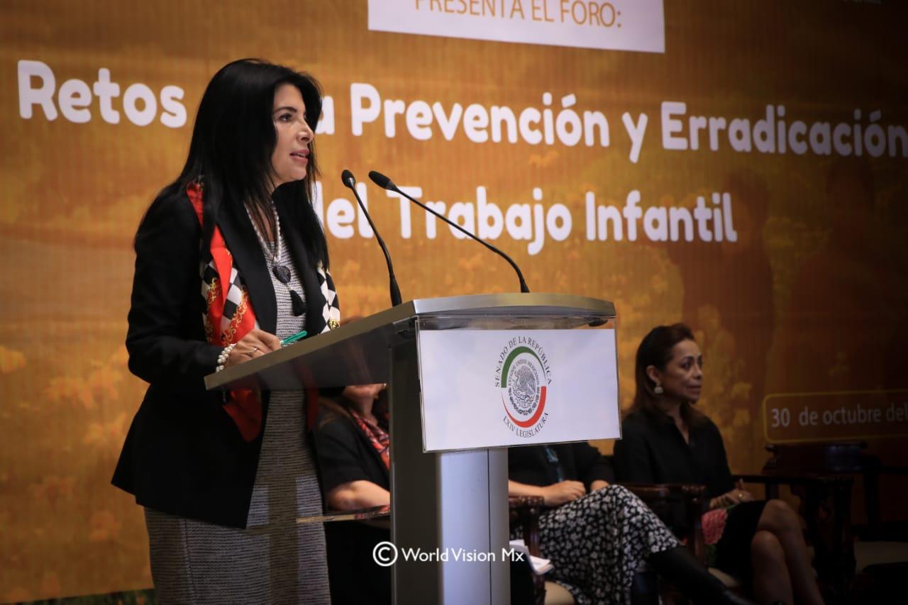 World Vision hace llamado para que niños sean prioridad en agenda de la 4T