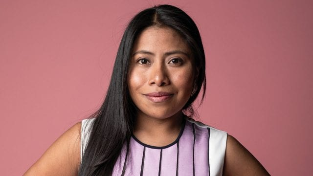 yalitza Aparicio, actriz. Foto: Angélica Escobar/Forbes México.