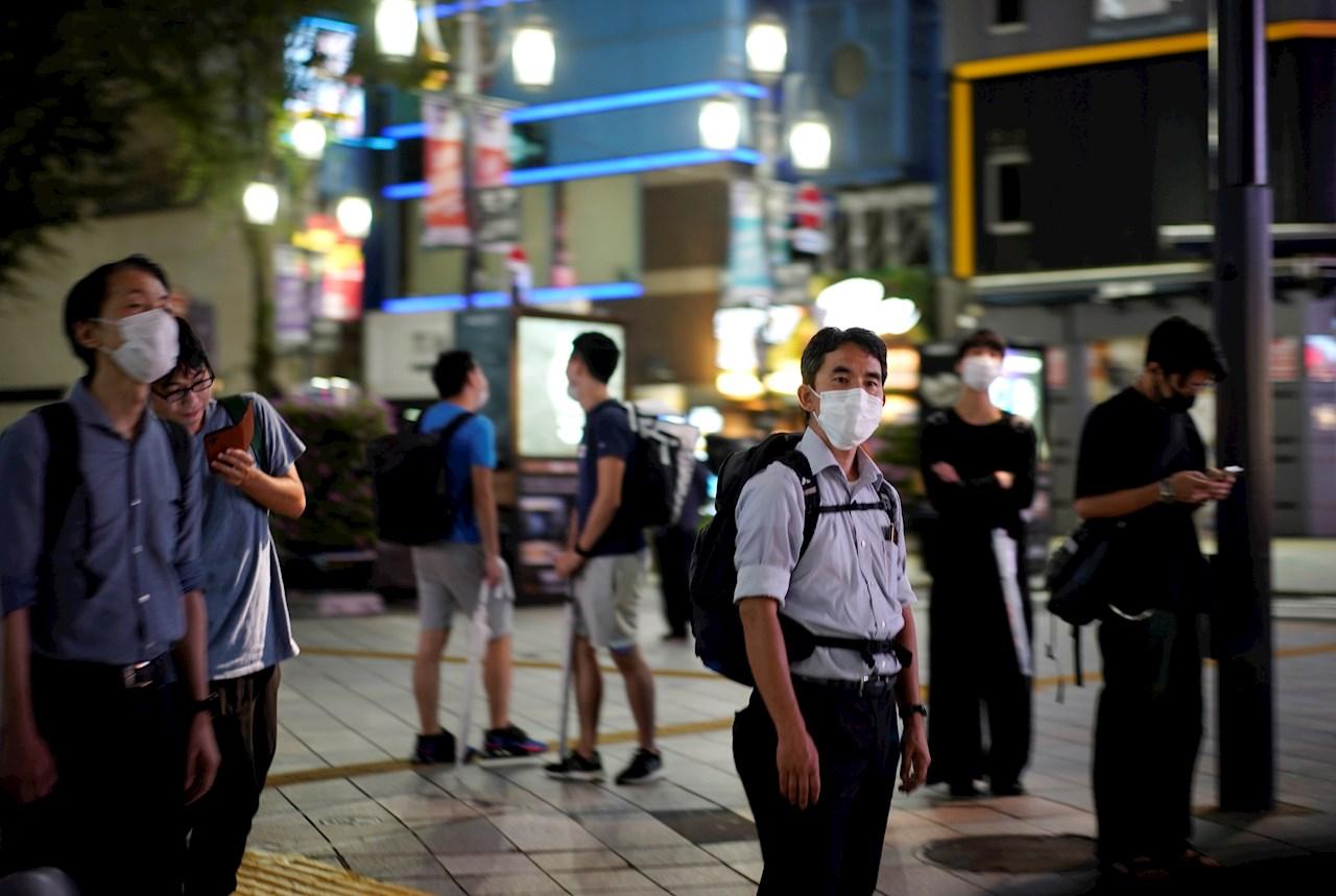 Japón no puede superar la pandemia Covid-19: sufre récords de contagios diarios