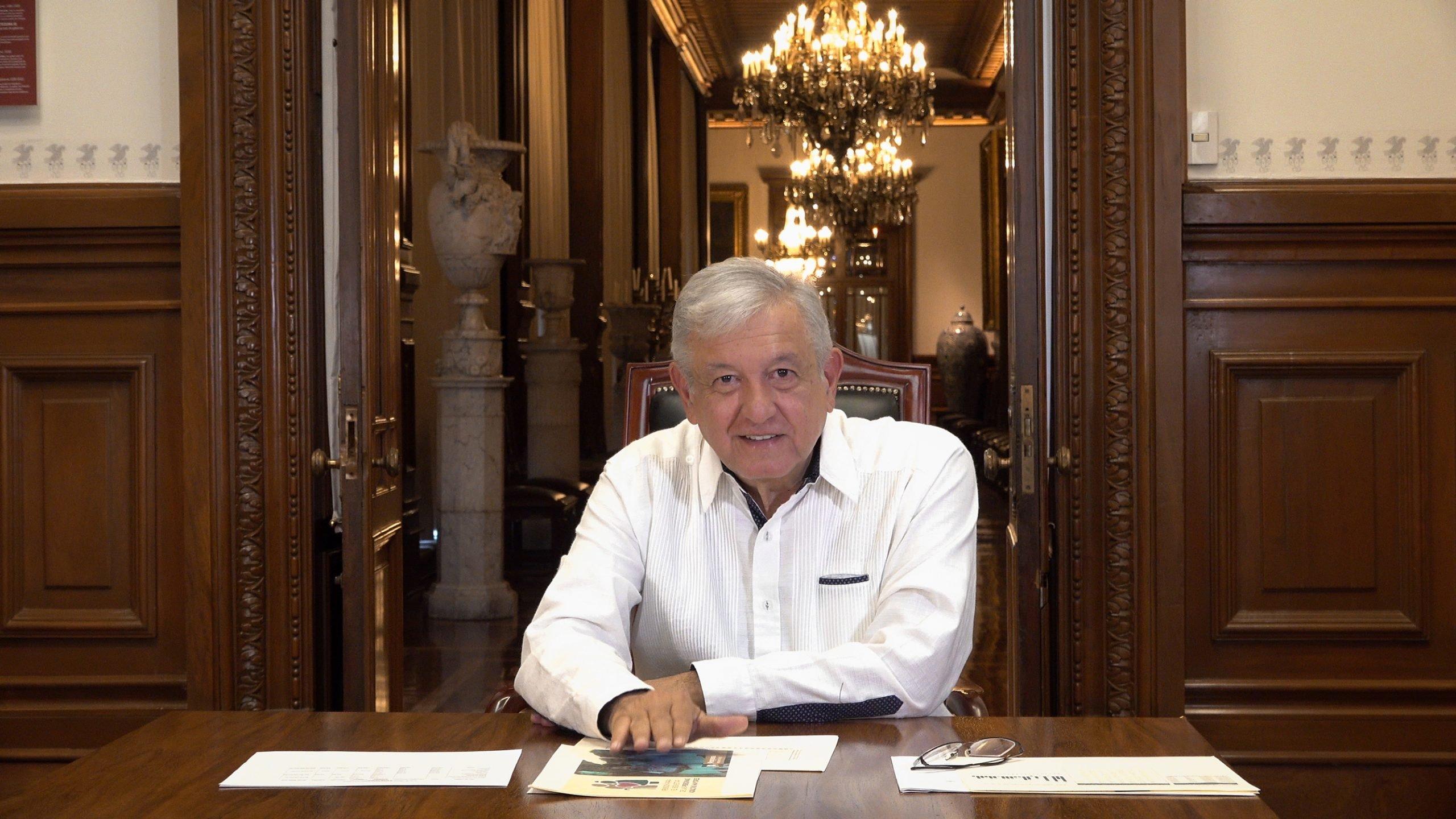 Se han recuperado más de 50,000 empleos tras Covid-19: López Obrador
