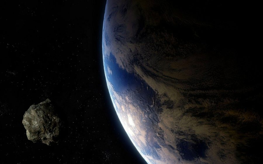 Pequeño asteroide podría impactar la atmósfera el 2 de noviembre