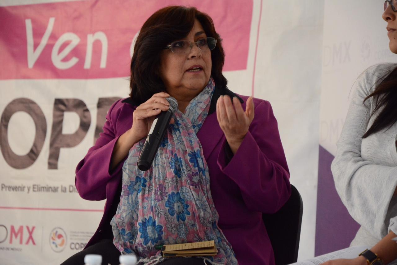 Balbina Hernández, nueva encargada de despacho de la Conavim