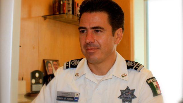 Luis Cárdenas Palomino Sinaloa