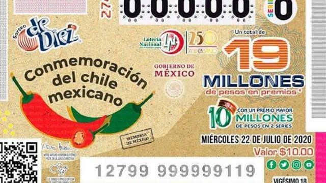 Billete nacional