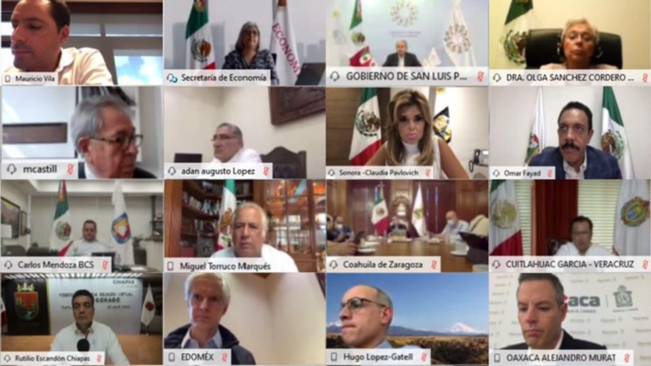 López-Gatell reconoce tensión en gobernadores por Covid-19