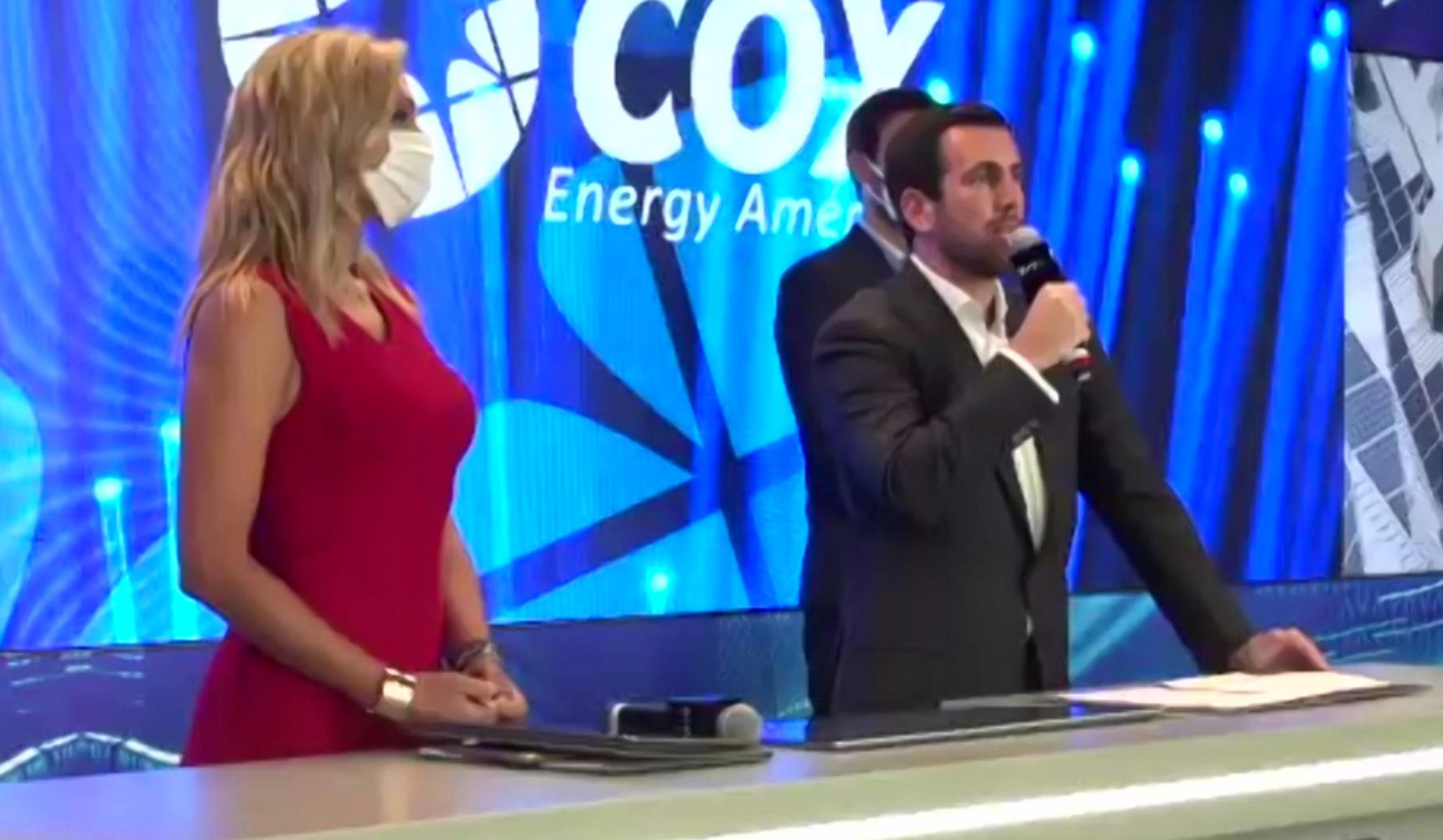 Cox Energy da su grito de salida en la BIVA