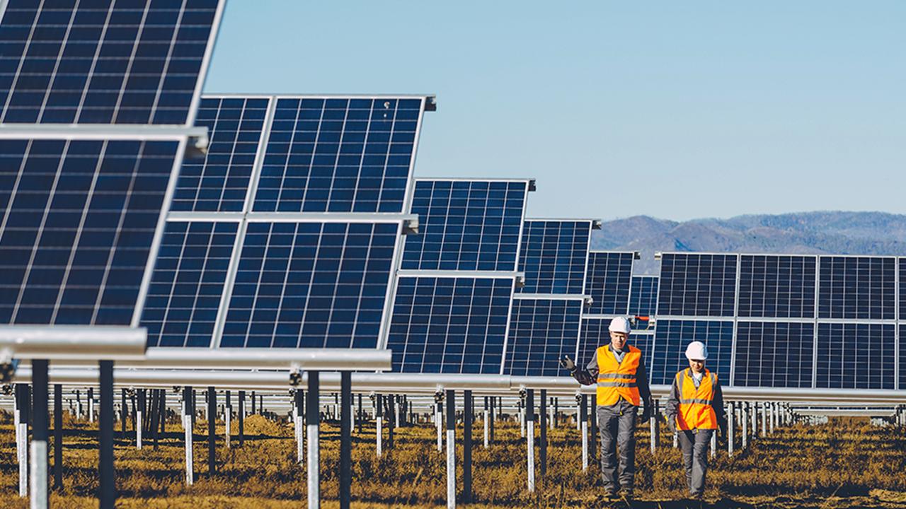 Cox Energy levantará una megaplanta fotovoltaica en el desierto de Chile