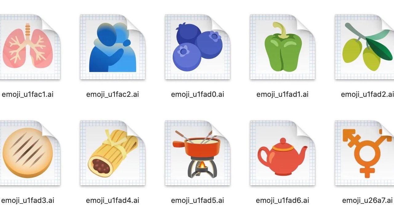 Una piñata y un tamal, entre los nuevos emojis de Google