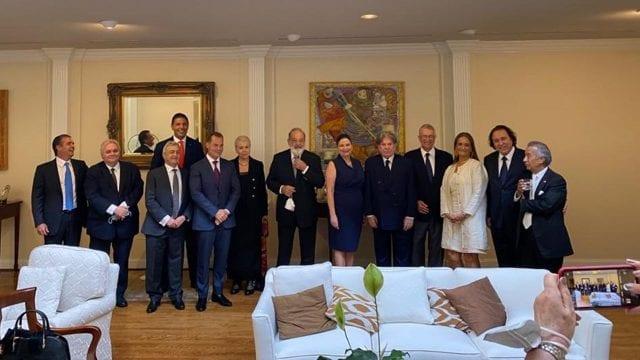 AMLO y Trump: ¿Qué empresarios estarán presentes en cena con ambos presidentes?