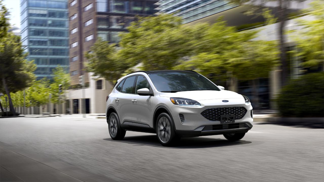 Ford Escape Híbrida: un SUV que supera los nuevos desafíos
