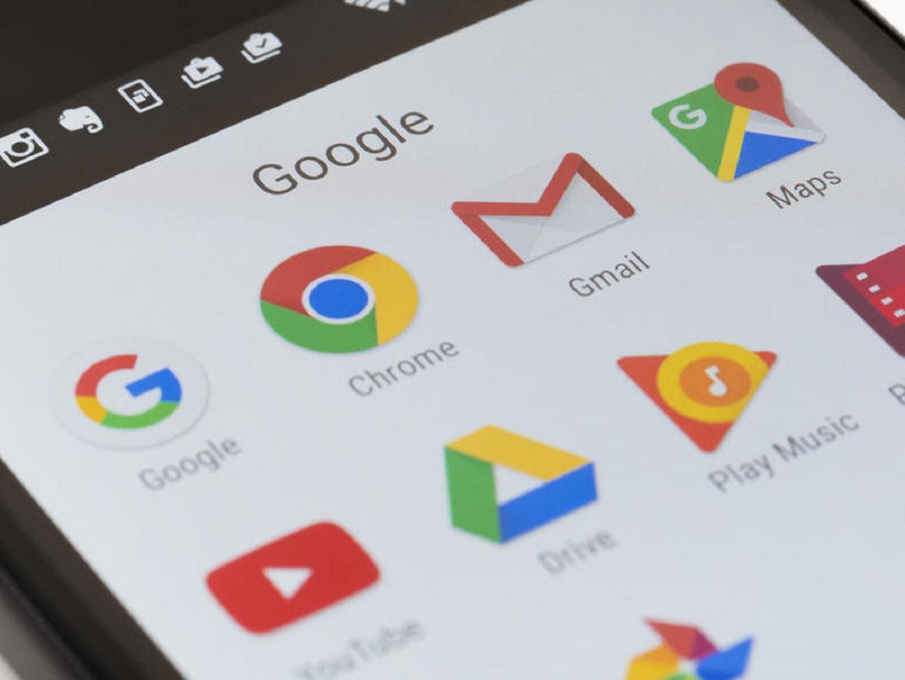 Ganancias de Google bajan por primera vez en su historia