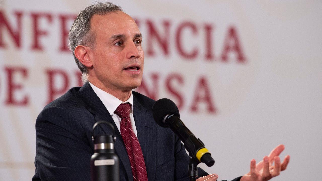 Semáforo Covid-19 no está sujeto a negociación: López-Gatell