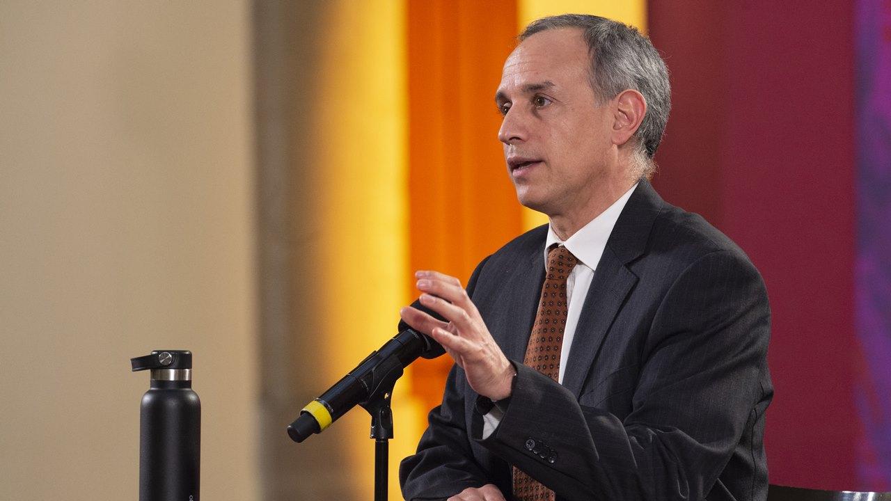 PRD denuncia a López-Gatell por poner en riesgo la salud de las personas