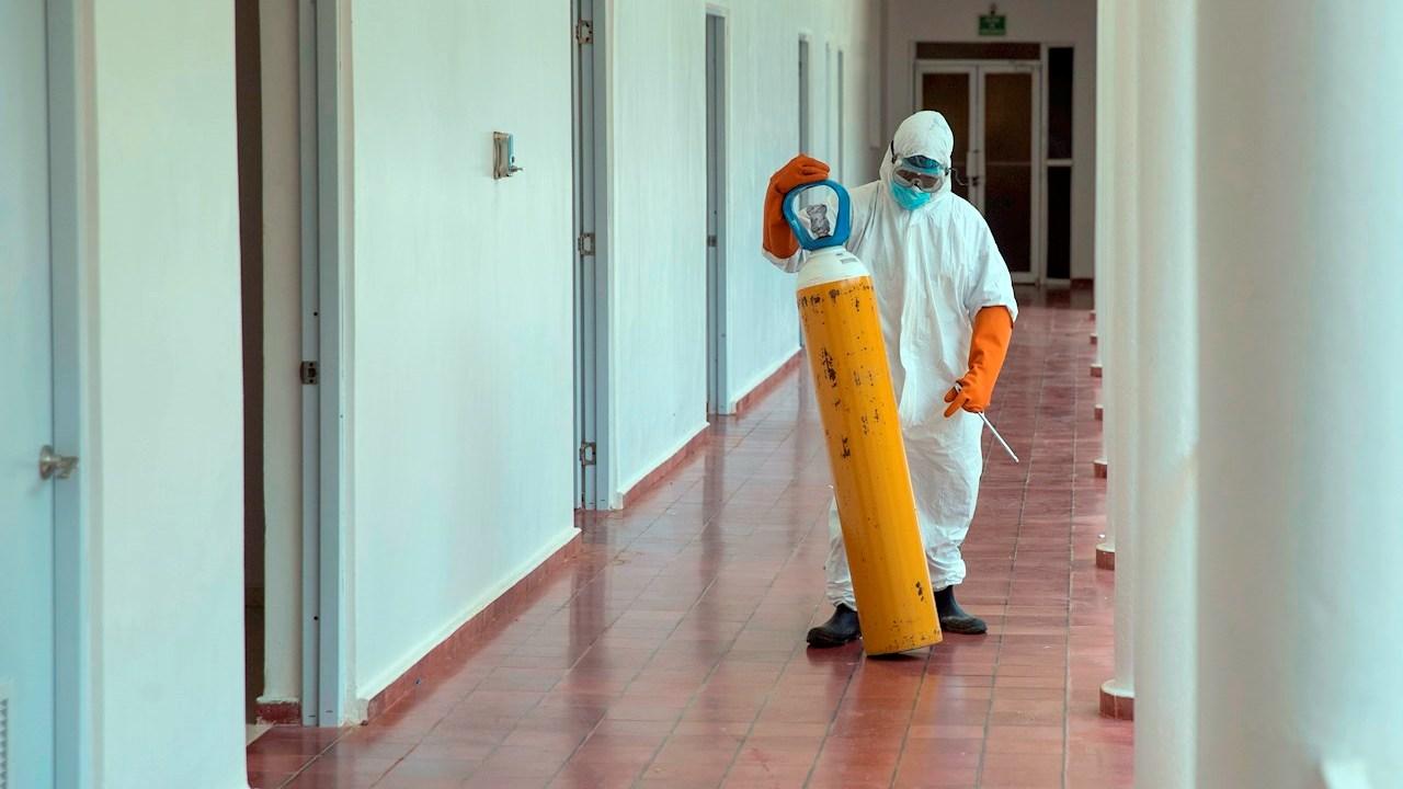 Cofece investiga posibles prácticas monopólicas en la venta de oxígeno medicinal