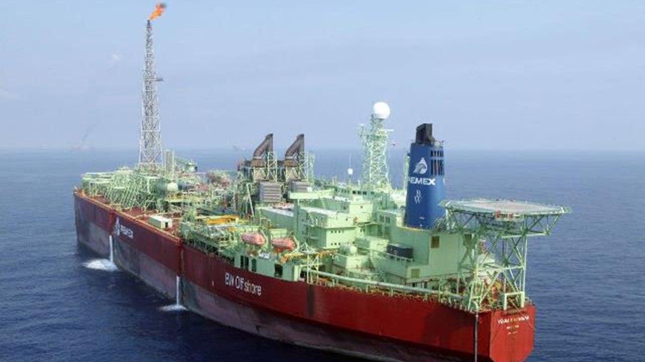 Pemex invertirá 78 millones de dólares en pozo marino UTS