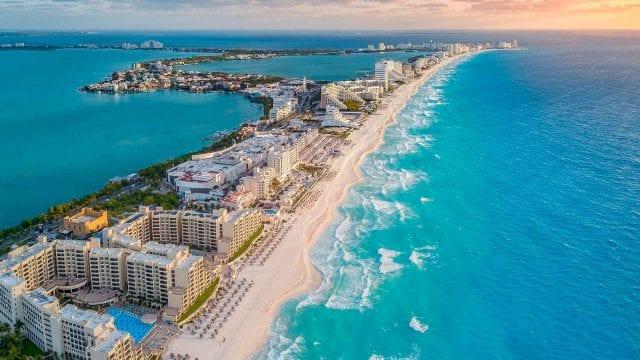 ocupación hotelera turismo playas mexicanas