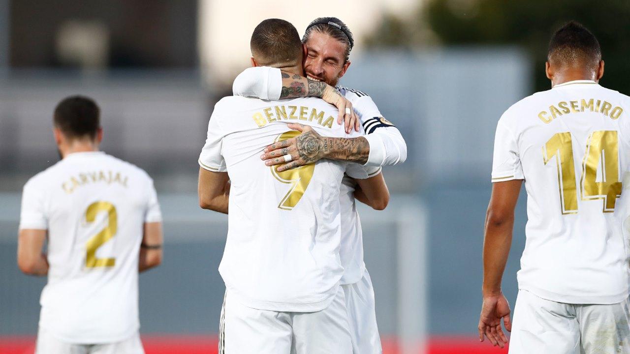 Real Madrid se consagra campeón; llega a 34 ligas