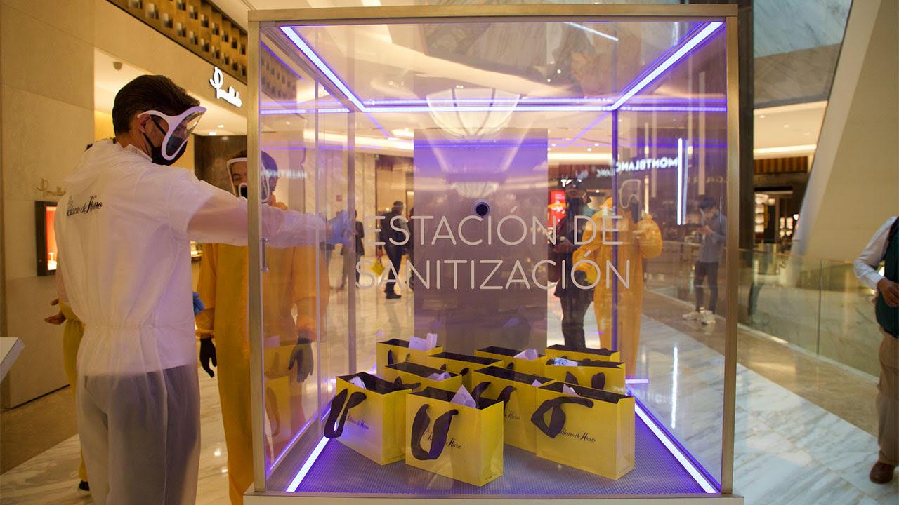 Ventas en tiendas de la ANTAD frenan caída y descienden sólo 9.1% en julio