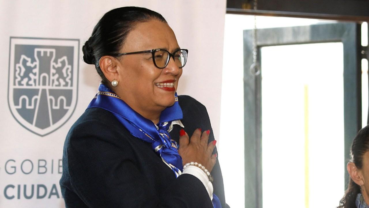 AMLO anuncia a Rosa Icela Rodríguez como coordinadora de Puertos y Marina Mercante