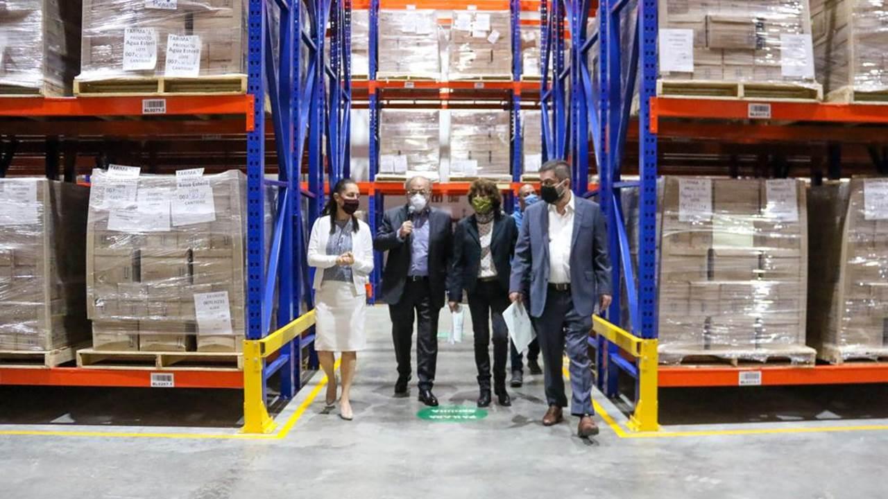 CDMX apuesta por fortalecer zona industrial en Vallejo