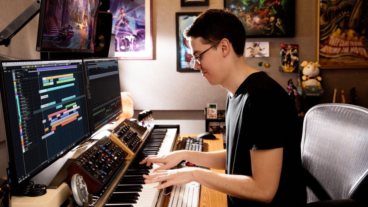 El reto de crear música para un videojuego como 'Overwatch'