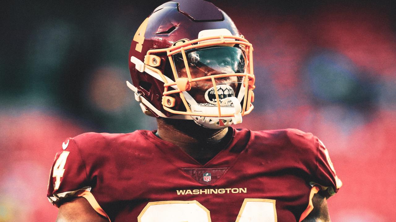 Washington Football Team, el nuevo nombre de los Redskins de la NFL