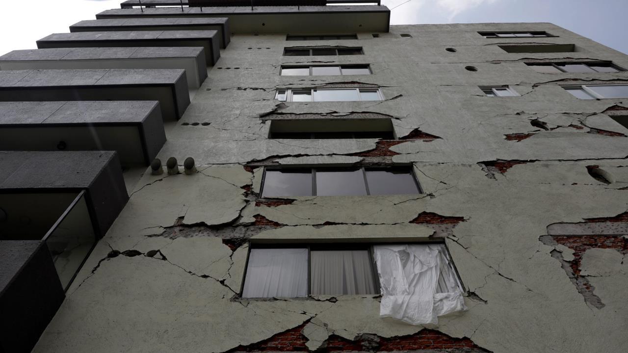 Intervenidas, 53% de las viviendas por atender tras sismos de 2017 en CDMX
