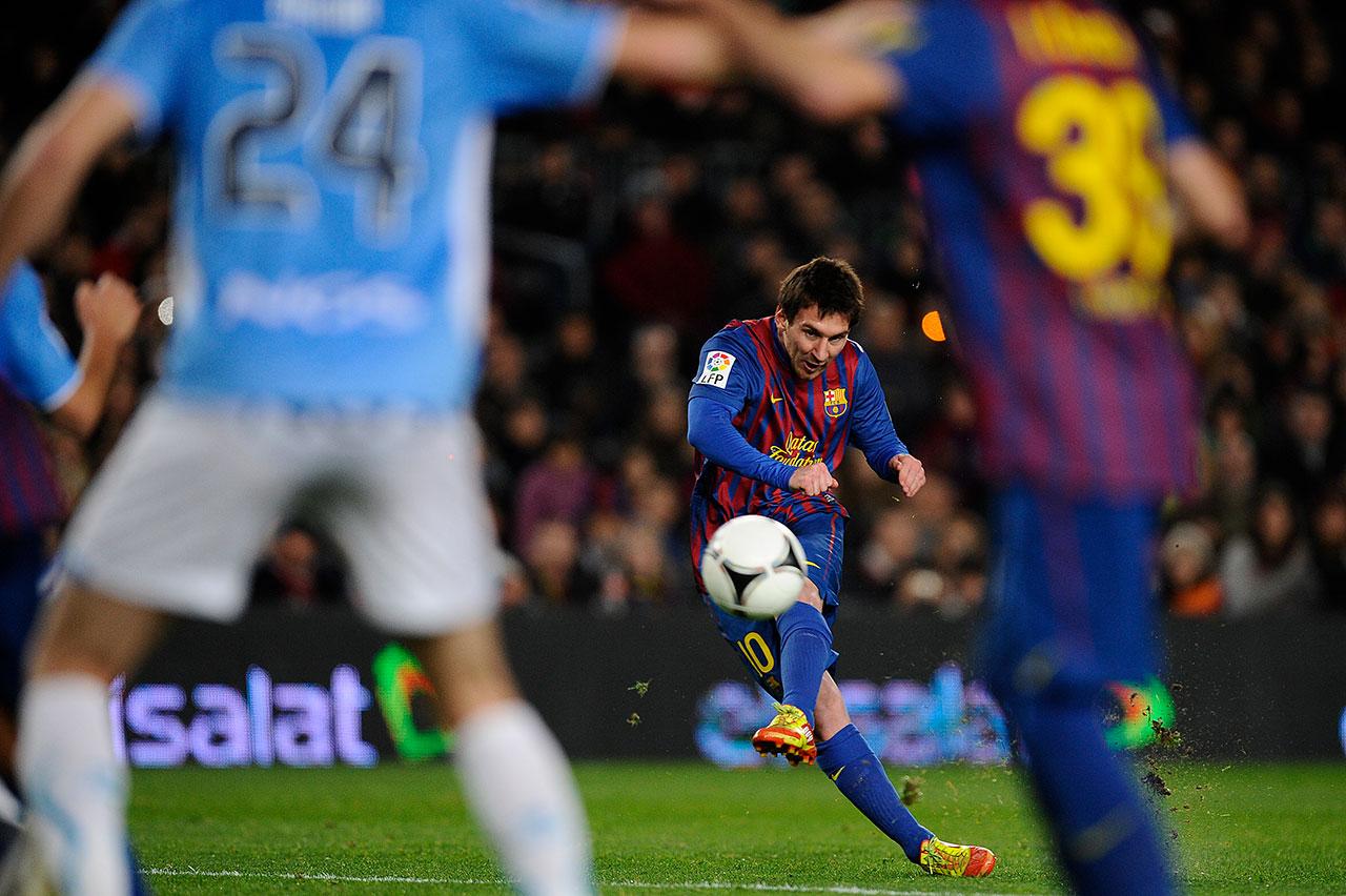 El presidente del Barça dice que el club no puede volver a fichar a Messi