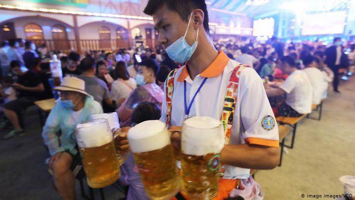 El Oktoberfest tendrá lugar este año… en China