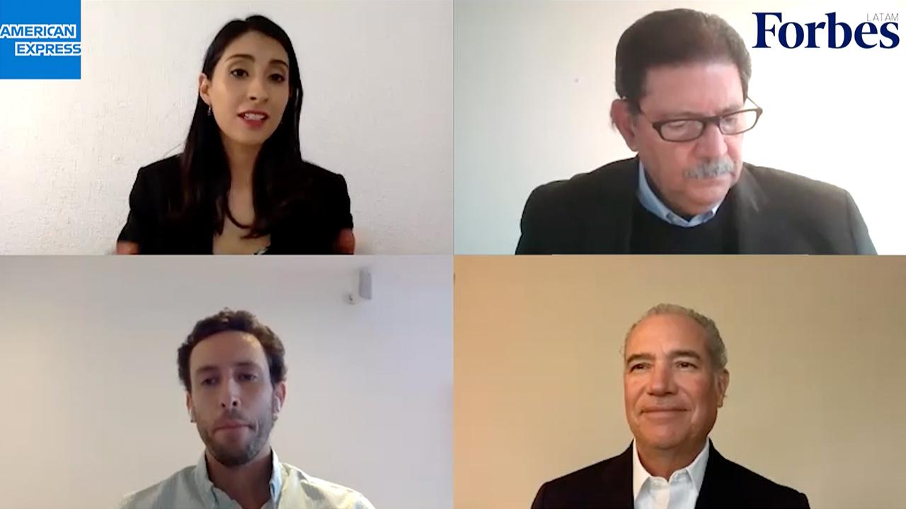 Webinar Amex: Información y digitalización, claves para impulsar los bienes raíces