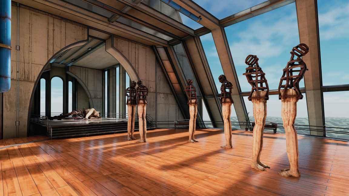 El espacio virtual de Joaquín Restrepo que abraza la vida con el arte