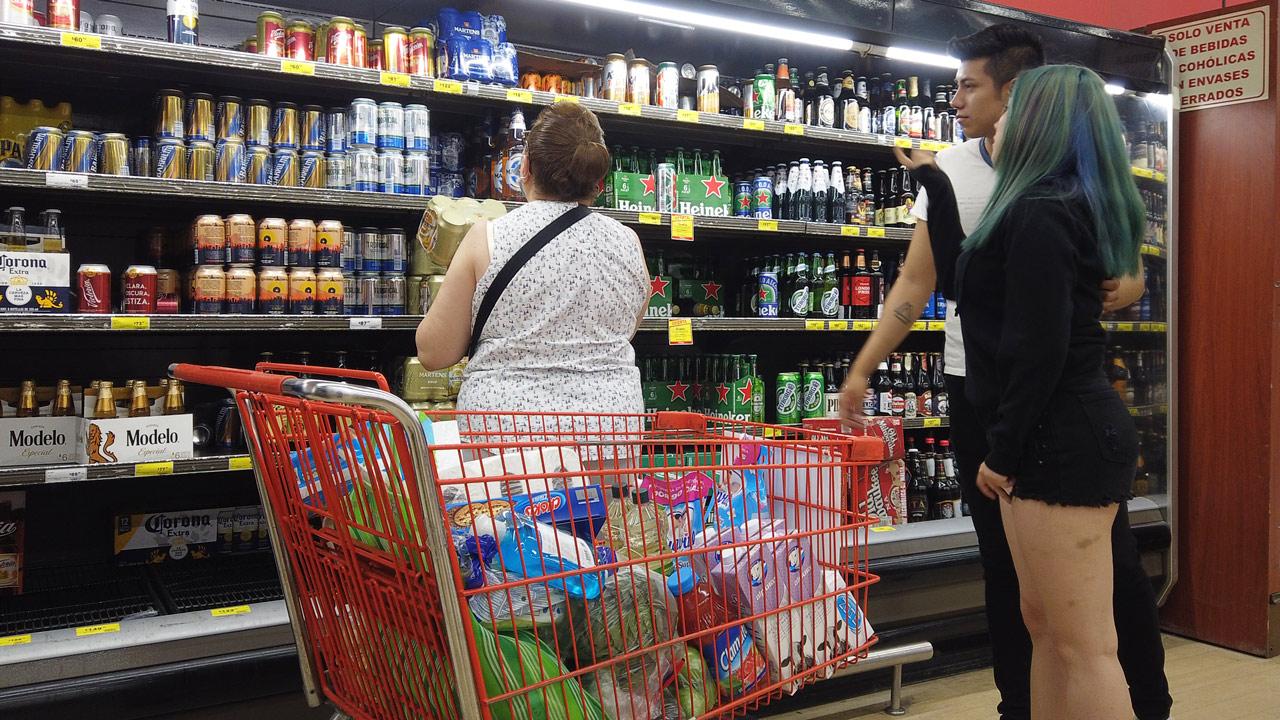 CDMX alista 'ley seca' en fines de semana por alza de contagios