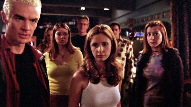 Buffy la cazavampiros Amazon Prime Video estrenos