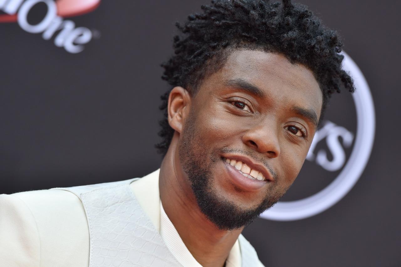 """Muere a los 43 años Chadwick Boseman, protagonista de """"Black Panther"""""""