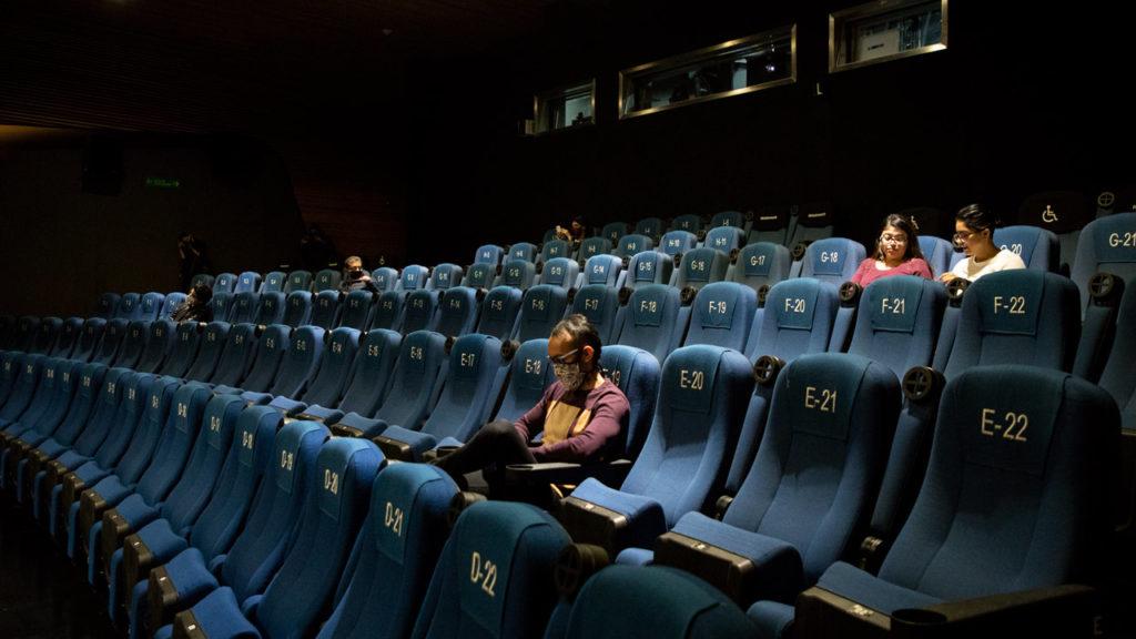 cines cine cineteca nueva normalidad reapertura sana distancia coronavirus Covid Covid-19