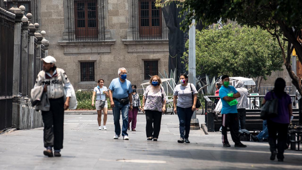 México registra 697, 663 casos confirmados de covid-19