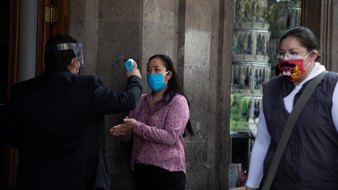 Salud reporta 10,794 nuevos contagios de Covid-19, récord diario