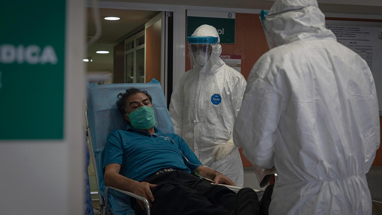 México registra 651 muertes más por Covid-19; enfrenta 31,961 casos activos