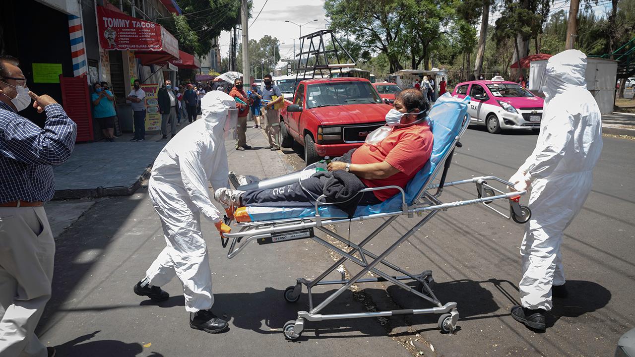 México suma 11,974 contagios por Covid-19: Salud