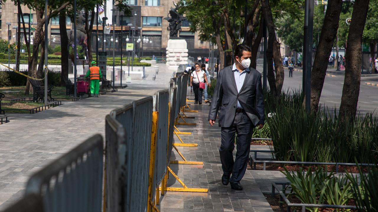 El gobierno capitalino gasta sin generar empleo: Coparmex CDMX