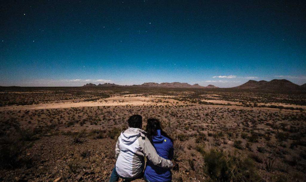 La Zona del Silencio (Foto: Secretaría de Turismo del Estado de Durango)