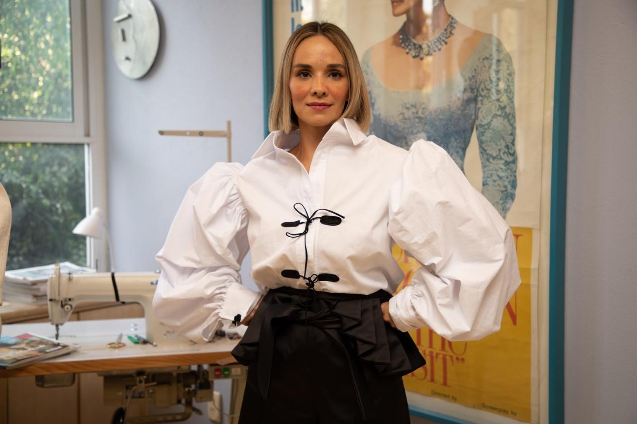 Daniela Villa diseñadora slow fashion