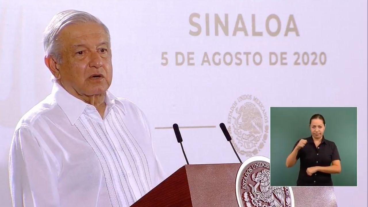 AMLO Sinaloa