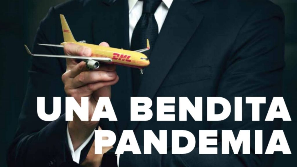 DHL Pandemia