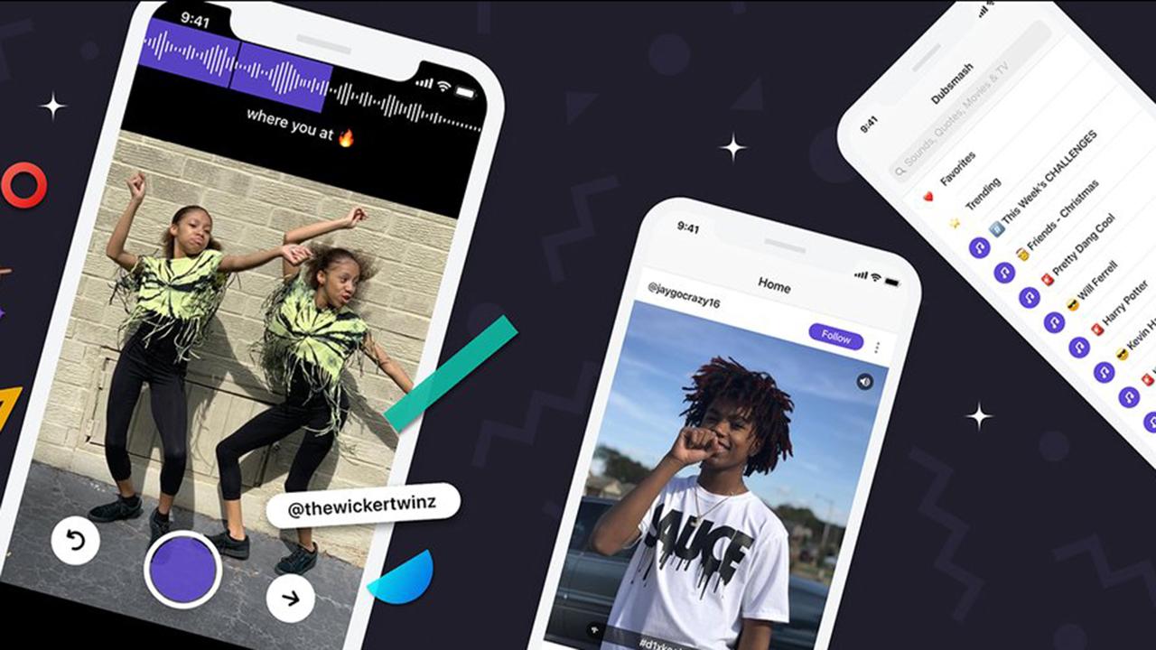 Facebook y Snapchat buscaron comprar Dubsmash, el rival de TikTok