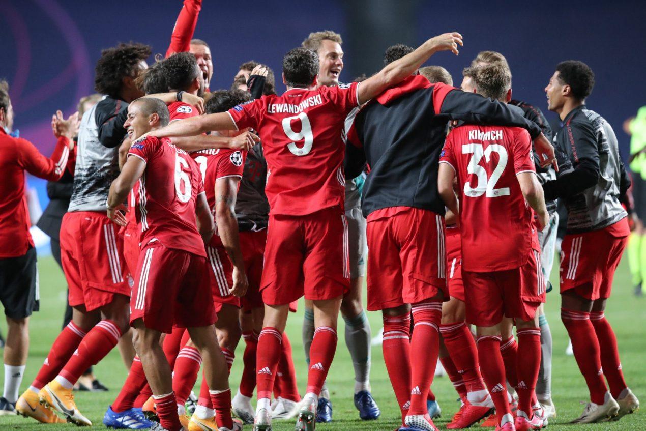 Bayern Múnich, campeón de  Europa