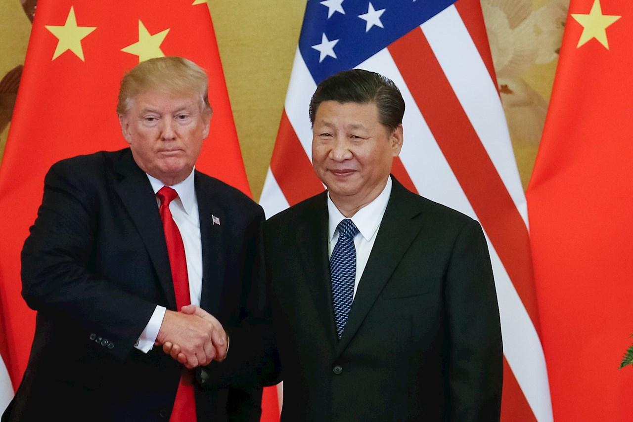 Relación con China ya no es la misma por la pandemia, dice Trump